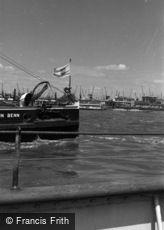 Woolwich, the Ferry, 'John Benn' 1961
