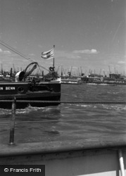 Woolwich, The Ferry, 'john Benn' 1961