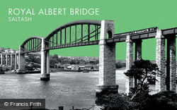 Royal Albert Bridge 1904, Saltash
