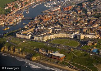 Whitby, Aerial View c2010