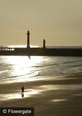Whitby, Early Morning Stroll c2010