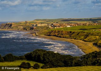 Whitby, from Lythe Bank c2010