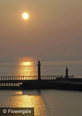 Whitby, Sea Reflections c2010