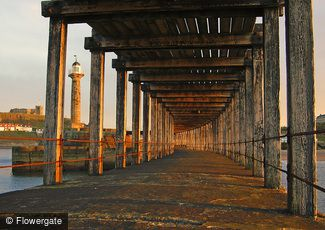 Whitby, Under the Pier Extension c2010