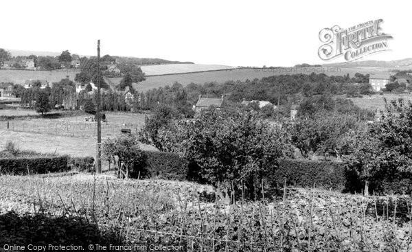 Photo of Abberley, c.1960