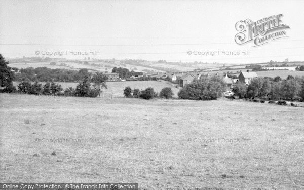 Photo of Abberley, General View c.1960