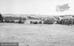 Abberley, General View c.1960