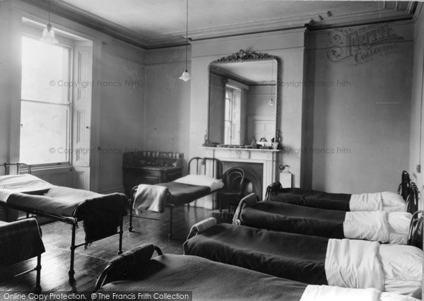 Photo of Abberley, Hall, A Dormitory c.1950