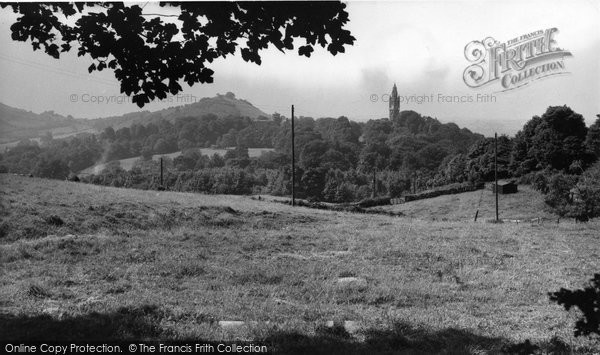 Abberley, Hall And Walsgrove c.1960