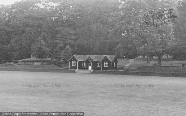 Photo of Abberley, Hall, The Pavilion c.1955