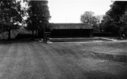 Abberley, Hall, The Swimming Pool c.1955