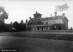 Abberley, South Front Of The Hall c.1950
