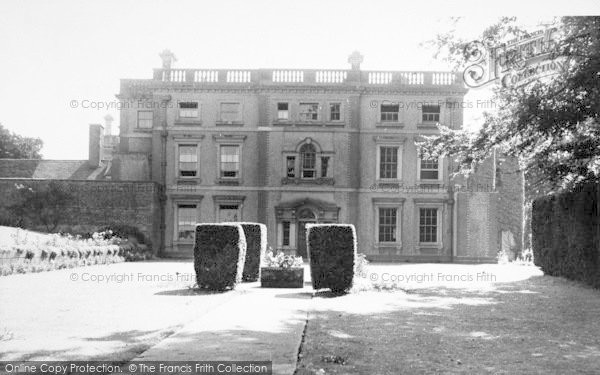 Photo of Abberley, The Elms Hotel c.1960