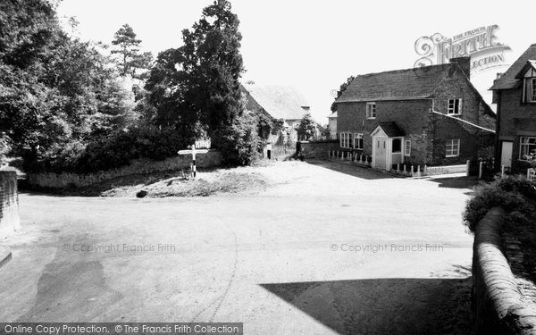 Photo of Abberley, The Village c.1960