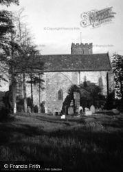 Abbey Dore, The Abbey 1948