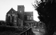 Abbey Dore, The Abbey c.1965