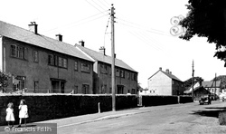 Abbeytown, New Houses c.1955