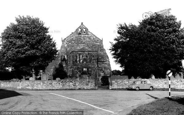 Photo of Abbeytown, St Mary's Church c.1965