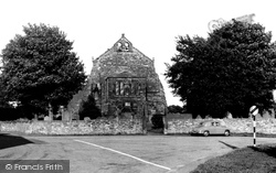 Abbeytown, St Mary's Church c.1965