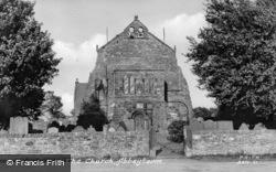 St Mary's Church c.1965, Abbeytown