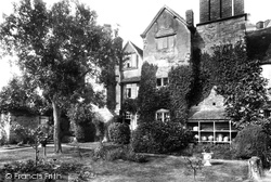Abbot's Salford, Salford Hall (The Old Nunnery) 1901