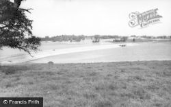 Abbots Bromley, Blithefield Reservoir c.1960