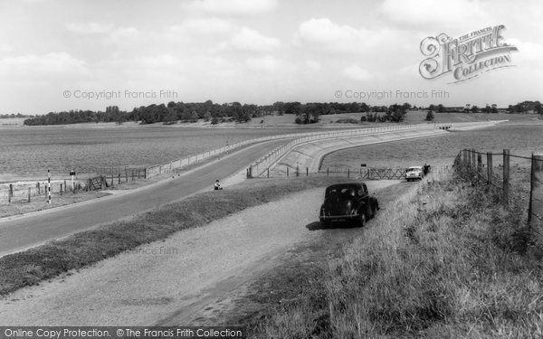 Photo of Abbots Bromley, Blithefield Reservoir c.1960