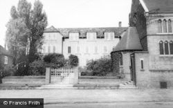 Abbots Bromley, College Of St Mary And St Anne c.1960