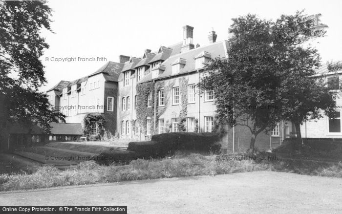 Photo of Abbots Bromley, College Of St Mary And St Anne c.1960