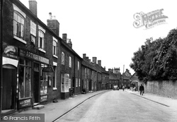 Abbots Bromley, High Street