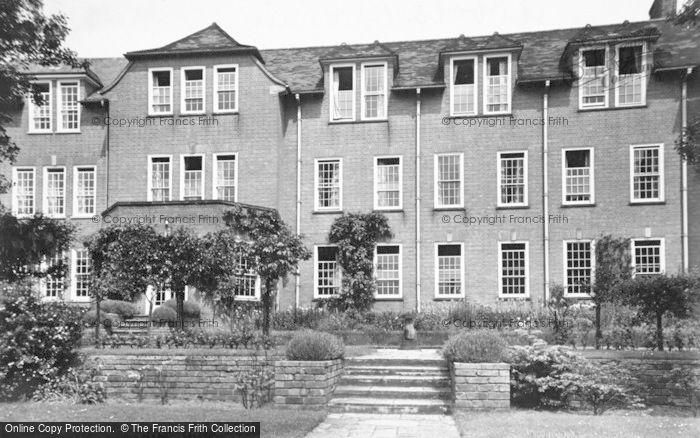 Photo of Abbots Bromley, St Anne's School c.1960