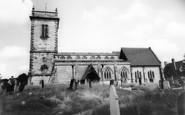 Abbots Bromley, St Nicholas Church c.1960
