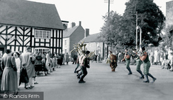 Abbots Bromley, The Annual Horn Dance c.1955