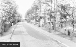 Abbots Langley, Abbots Road c.1955