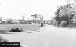 Abbots Langley, Bedmond Road c.1960