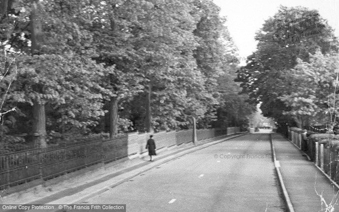 Photo of Abbots Langley, College Road c.1960