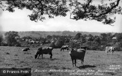 From The Meadows c.1955, Abbots Langley