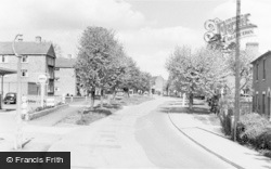Abbots Langley, High Street c.1955
