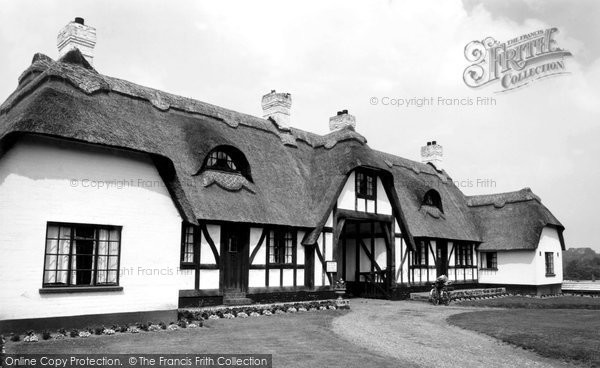 Photo of Abbots Langley, Ovaltine Farm c.1960