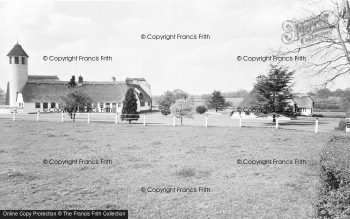 Photo of Abbots Langley, The Ovaltine Dairies c.1960