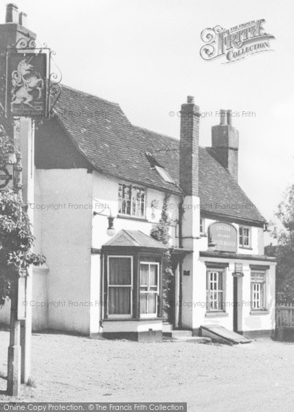 Photo of Abbots Langley, The Unicorn c.1955