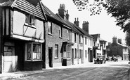Abbots Langley, the Village c1955
