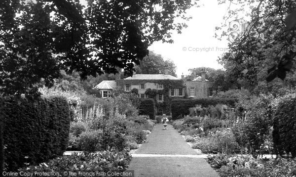 Photo of Abbots Ripton, The Flower Gardens c.1955