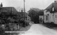 Abbots Worthy, Mill Lane c.1960