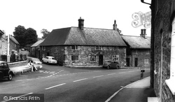 Abbotsbury, Market Street c.1965