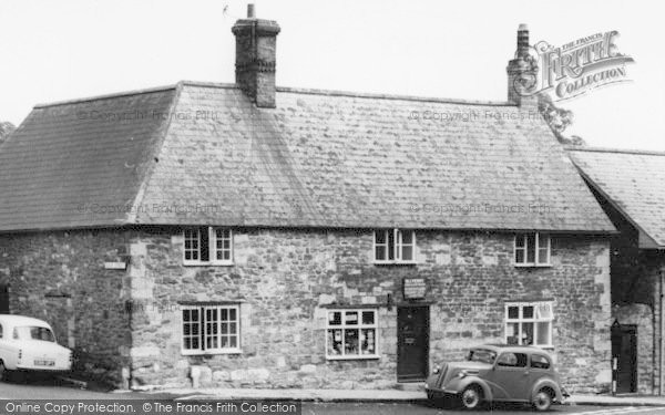 Photo of Abbotsbury, Market Street, Tea Rooms And Gift Shop  c.1965