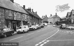 Abbotsbury, Post Office 1968