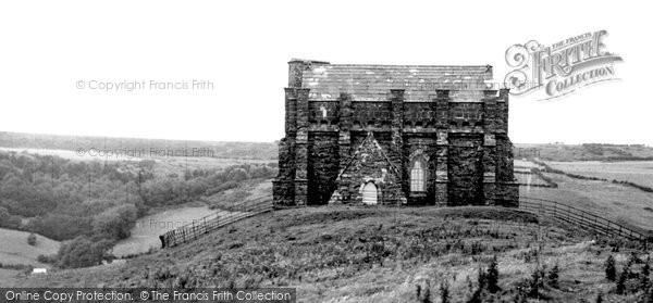 Abbotsbury, St Catherine's Chapel c.1960