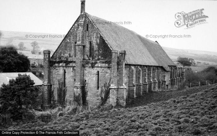 Photo of Abbotsbury, Tithe Barn 1959