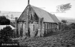 Tithe Barn 1959, Abbotsbury